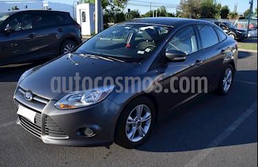 Ford Focus 2.0L SE  usado (2015) color Gris Oscuro precio $7.590.000