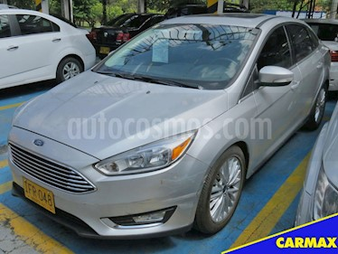 Foto venta Carro usado Ford Focus 2.0L SE  (2015) color Plata precio $46.900.000
