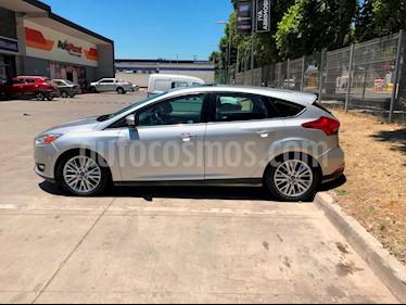 Ford Focus 2.0L Titanium Aut  usado (2016) color Gris Plata  precio $9.000.000