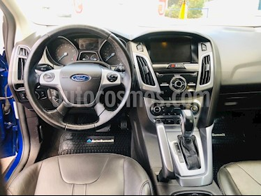 Ford Focus 2.0L Titanium Aut usado (2014) color Azul Frost precio $9.400.000