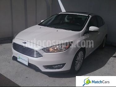 Foto venta Carro usado Ford Focus 2.0L Titanium Aut  (2015) color Plata Puro precio $42.990.000