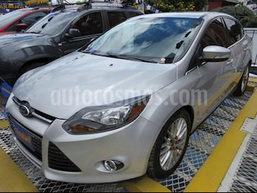 Foto venta Carro usado Ford Focus 2.0L Titanium Aut  (2013) color Plata precio $36.900.000