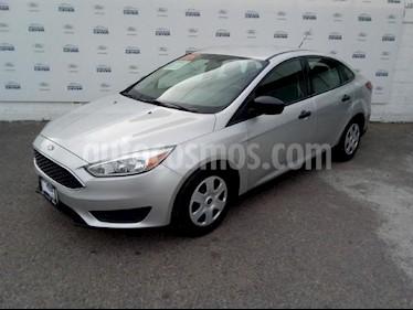 Foto venta Auto usado Ford Focus 4p S L4/2.0 Man (2016) color Plata precio $195,000