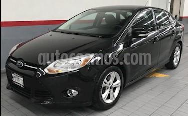 foto Ford Focus 4p SE L4/2.0 Aut usado (2013) color Negro precio $135,000