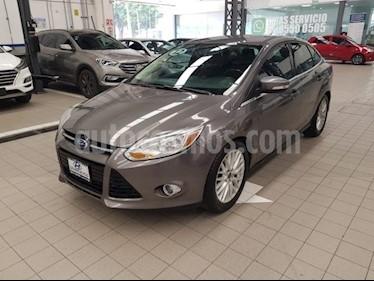 Foto venta Auto usado Ford Focus 4p SEL L4/2.0 Aut (2012) color Gris precio $139,000