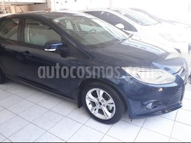 Foto venta Auto usado Ford Focus 5P 1.6 S (2015) color Azul precio $450.000