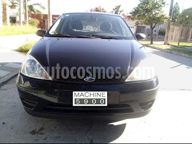 Foto venta Auto usado Ford Focus 5P 1.6L Ambiente  (2009) color Negro precio $195.000