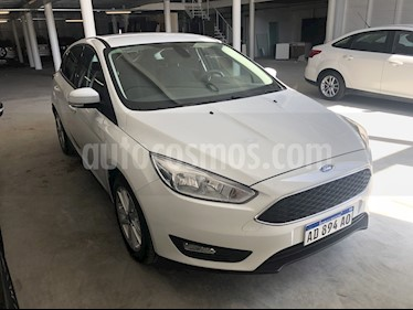 Foto Ford Focus 5P 1.6L S usado (2019) color Blanco Oxford precio $790.000