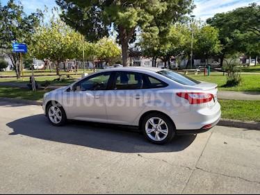 Foto venta Auto usado Ford Focus 5P 1.6L S (2014) color Gris Zinc precio $380.000