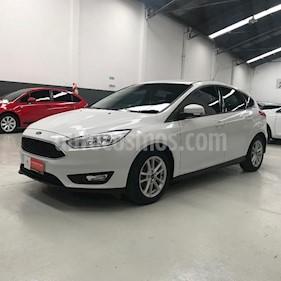 Foto venta Auto usado Ford Focus 5P 1.6L S (2016) color Blanco precio $459.900