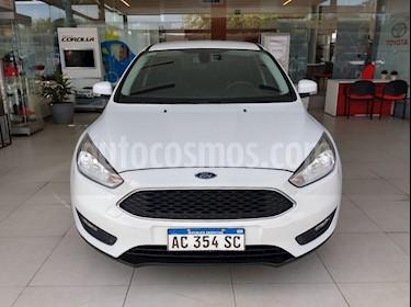 Foto venta Auto usado Ford Focus 5P 1.6L S (2018) color Blanco precio $560.000