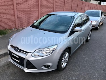 Foto venta Auto usado Ford Focus 5P 1.6L S (2015) color Plata precio $430.000