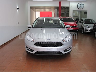 Foto venta Auto usado Ford Focus 5P 1.6L S (2019) color Gris precio $640.000