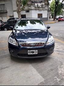 Foto venta Auto Usado Ford Focus 5P 1.6L Trend (2012) color Azul Monaco precio $290.000