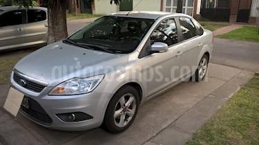 Foto venta Auto usado Ford Focus 5P 1.6L Trend (2013) color Gris Zinc precio $250.000