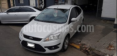 Foto venta Auto usado Ford Focus 5P 1.8L Trend Plus TDCi (2012) color Blanco Oxford precio $289.000