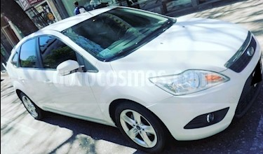foto Ford Focus 5P 1.8L Trend Plus TDCi usado (2011) color Blanco precio $385.000