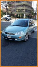Ford Focus 5P 2.0L Ghia usado (2005) color Celeste precio $186.000