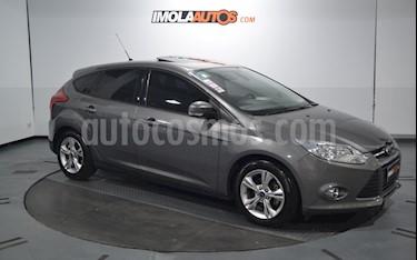Foto venta Auto usado Ford Focus 5P 2.0L SE Plus Aut (2018) color Gris precio $480.000