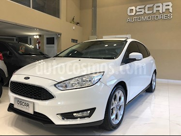 Foto venta Auto usado Ford Focus 5P 2.0L SE Plus Aut (2016) color Blanco Oxford precio $589.000