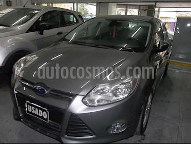 Foto venta Auto usado Ford Focus 5P 2.0L SE Plus Aut (2013) color Gris precio $448.000