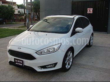 Foto venta Auto usado Ford Focus 5P 2.0L SE Plus Aut (2016) color Blanco Oxford precio $560.000