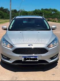 Ford Focus 5P 2.0L SE Plus Aut usado (2016) color Gris precio $510.000