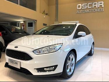 Foto venta Auto usado Ford Focus 5P 2.0L SE Plus Aut (2016) color Blanco Oxford precio $599.000