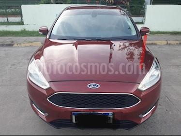 Ford Focus 5P 2.0L SE Plus Aut usado (2018) color Cafayate precio $730.000
