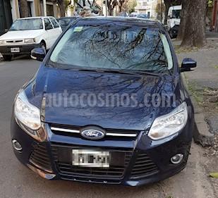foto Ford Focus 5P 2.0L SE Plus usado (2015) color Azul precio $490.000