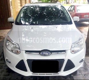 Foto venta Auto usado Ford Focus 5P 2.0L SE Plus (2015) color Blanco Oxford precio $495.000