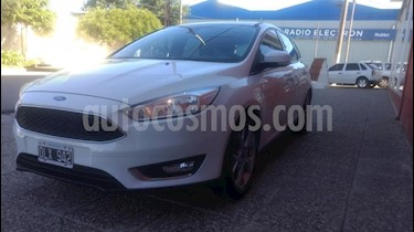 Ford Focus 5P 2.0L SE Plus usado (2015) color Blanco precio $885.000