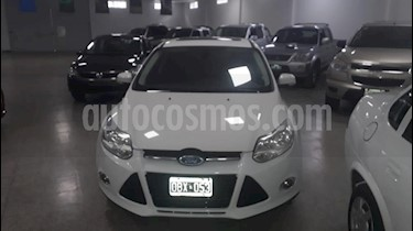 Foto Ford Focus 5P 2.0L SE Plus usado (2014) color Blanco precio $530.000