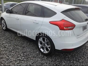 Foto venta Auto usado Ford Focus 5P 2.0L SE Plus (2015) color Blanco precio $294.200