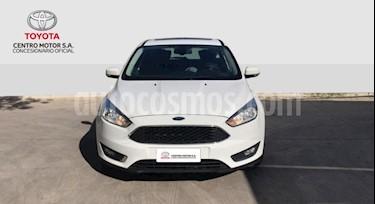 Foto venta Auto usado Ford Focus 5P 2.0L SE Plus (2016) color Blanco precio $560.000