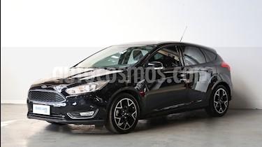 Foto venta Auto usado Ford Focus 5P 2.0L SE (2018) color Negro precio $570.000