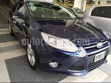 Foto venta Auto usado Ford Focus 5P 2.0L SE (2014) color Azul Monaco precio $650.000