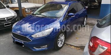 Foto venta Auto usado Ford Focus 5P 2.0L SE (2018) color Azul precio $675.000