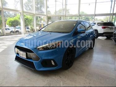 Foto venta Auto usado Ford Focus 5P RS 2.3 STD (2017) color Azul precio $595,000