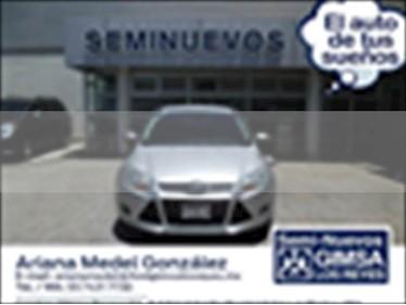Foto venta Auto usado Ford Focus 5P SE HB AUT (2013) color Plata precio $135,000