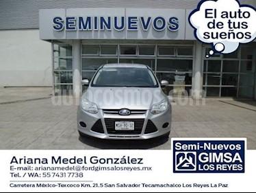 Foto venta Auto usado Ford Focus AMBIENTE 4-ptas AT (2014) color Plata precio $138,000