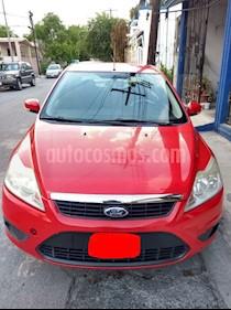 Ford Focus Ambiente Aut usado (2010) color Rojo precio $82,000