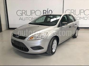 Foto venta Auto usado Ford Focus Ambiente Aut (2009) color Plata precio $98,000