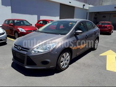 Foto venta Auto usado Ford Focus Ambiente Aut (2014) color Gris Mercurio precio $147,000