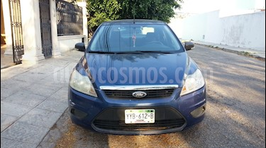 Foto venta Auto usado Ford Focus Ambiente Aut (2009) color Azul precio $68,000