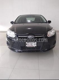 Foto venta Auto usado Ford Focus Ambiente Aut (2014) color Negro precio $114,800
