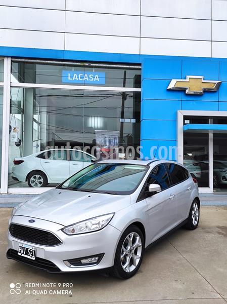 Ford Focus 5P 2.0L SE Plus usado (2016) color Plata precio $970.000