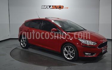 Ford Focus 5P 2.0L SE Plus usado (2016) color Rojo Bari precio $730.000