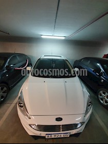 Ford Focus 5P 2.0L Titanium Aut usado (2017) color Blanco Oxford precio $1.060.000