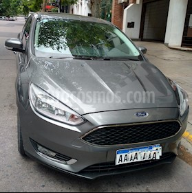Ford Focus 5P 2.0L SE Plus usado (2016) color Gris Mercurio precio $790.000